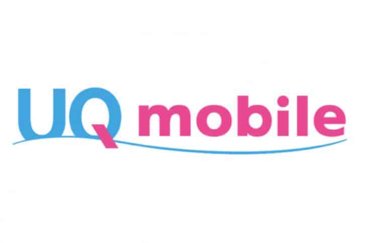 UQモバイルのロゴ画像