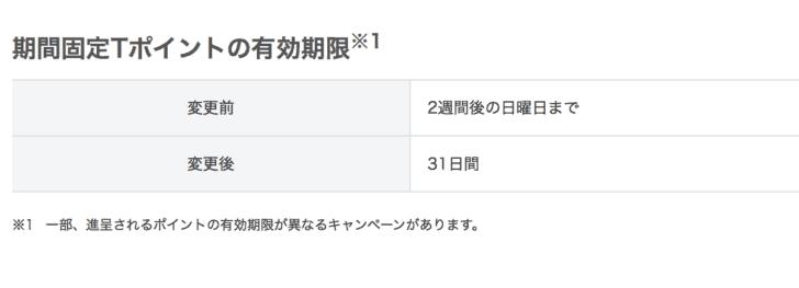 【朗報】ソフトバンク ヤフーショッピング期間限定Tポイントの有効期限を31日間に延長! yahoo-shopping-limited